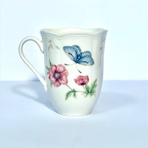 LENOX BUTTERFLY MEADOW Large Mug Swallowtail